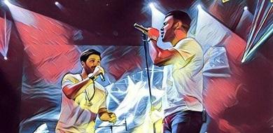 گانجا موزیک - دانلود آهنگ جدید زانیا و سیروان خسروی