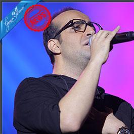 کنسرت خواننده آروم آروم بدون خواندن قطعه آروم آروم برگزار شد