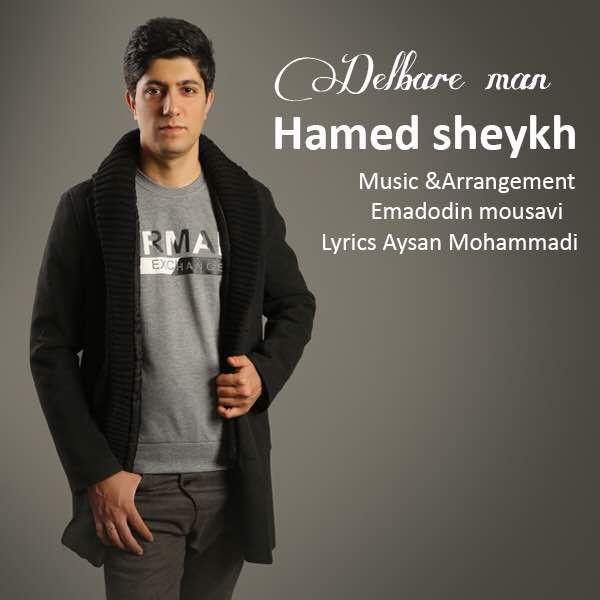 دانلود آهنگ جدید و زیبای حامد شیخ به نام دلبر من