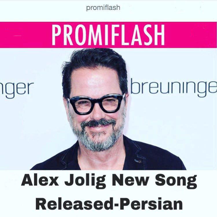 دانلود آهنگ جدید Alex Jolig به نام Persian